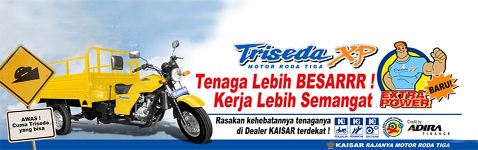 PT Kaisar Motorindo Industri    Motor Roda Tiga  9424812bbd